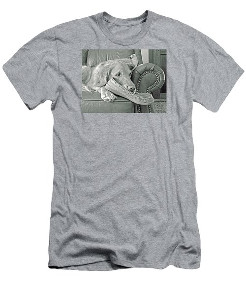 Good Day To Be On The Couch With My Slippers Men's T-Shirt (Athletic Fit)