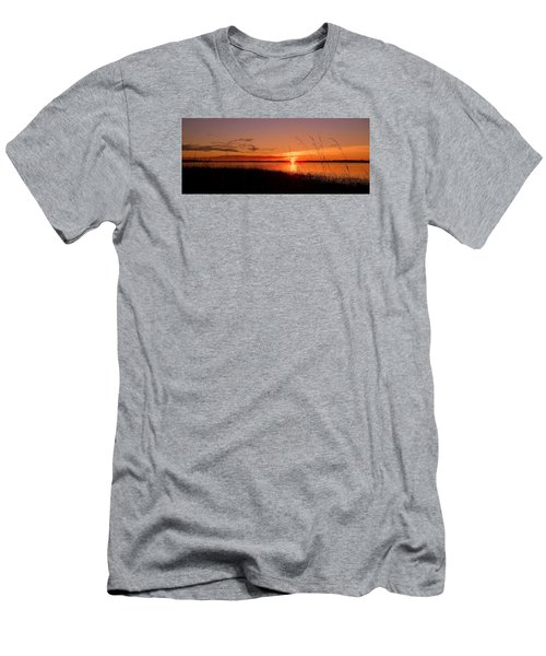 Men's T-Shirt (Slim Fit) featuring the photograph Good Morning ... by Juergen Weiss