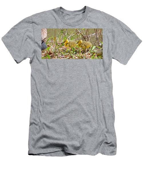 Little Ones Men's T-Shirt (Athletic Fit)