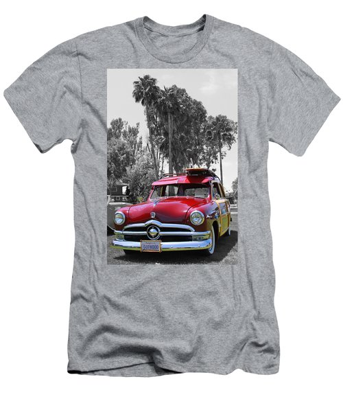 Men's T-Shirt (Slim Fit) featuring the photograph Got Wood? by Shoal Hollingsworth