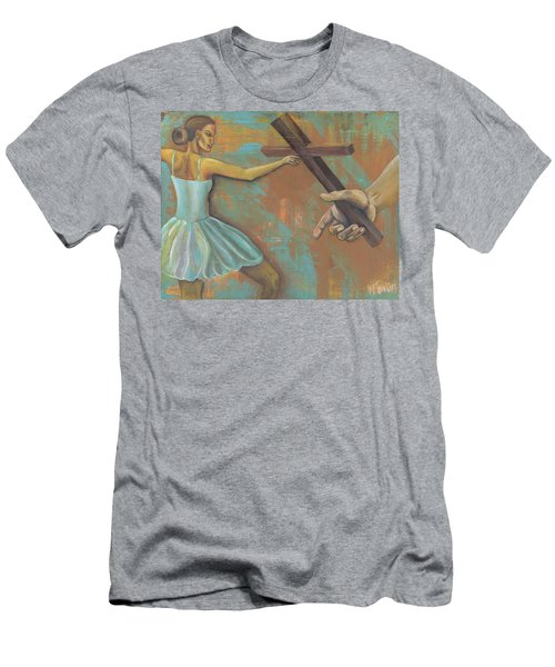 'grace Was Given' Men's T-Shirt (Athletic Fit)
