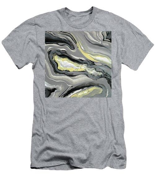 Graceful Geode Men's T-Shirt (Athletic Fit)