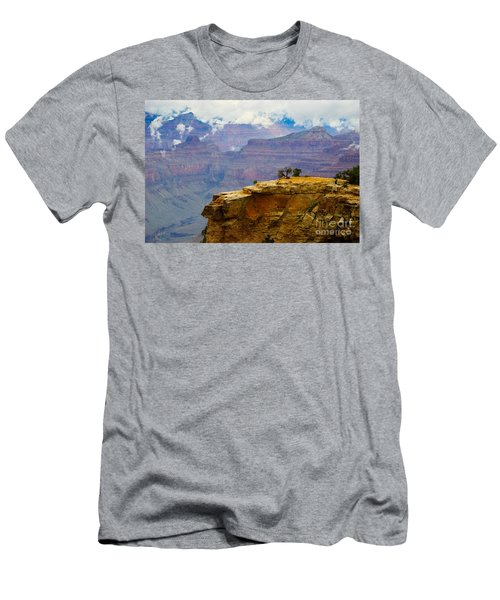 Grand Canyon Clearing Storm Men's T-Shirt (Athletic Fit)