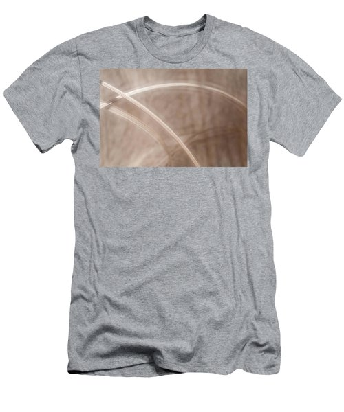 Grass - Abstract 2 Men's T-Shirt (Slim Fit)