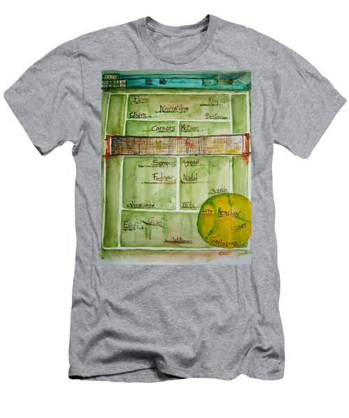 Grass Greats Men's T-Shirt (Athletic Fit)