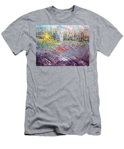 Great Day In Chicago - Sold Men's T-Shirt (Athletic Fit)