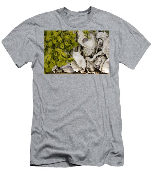 Green Abalone Men's T-Shirt (Athletic Fit)