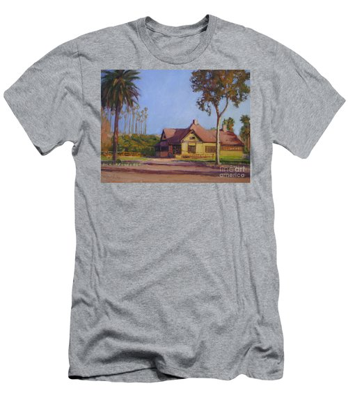 Growers House Men's T-Shirt (Athletic Fit)