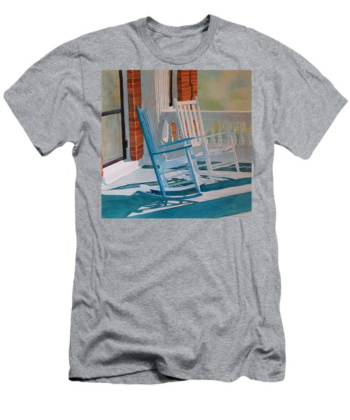 Growing Old Together Men's T-Shirt (Athletic Fit)