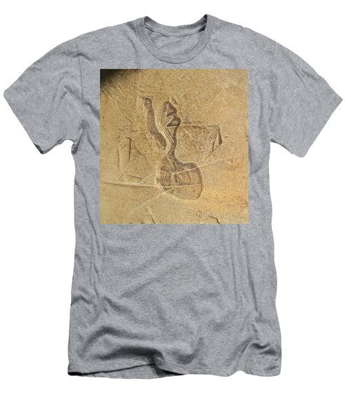 Guardian In The Stone Men's T-Shirt (Slim Fit)