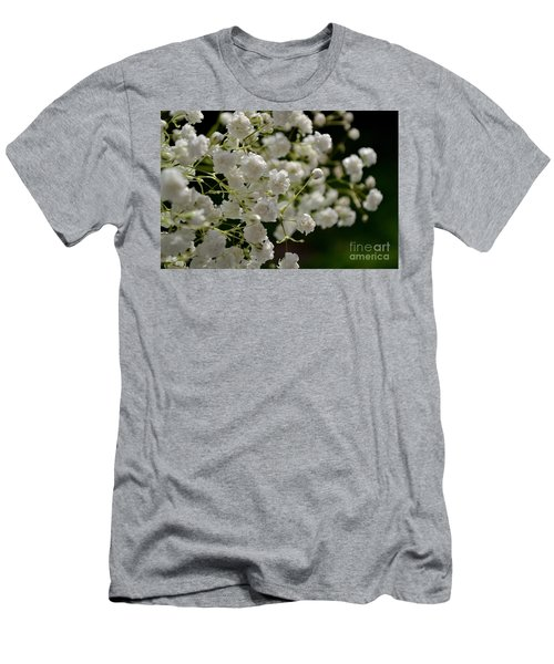Gypsophilia Men's T-Shirt (Athletic Fit)