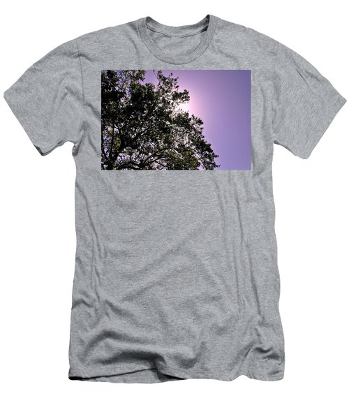 Men's T-Shirt (Slim Fit) featuring the photograph Half Tree by Matt Harang