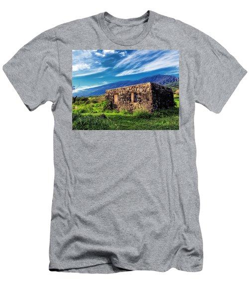 Hana Church 6 Men's T-Shirt (Athletic Fit)