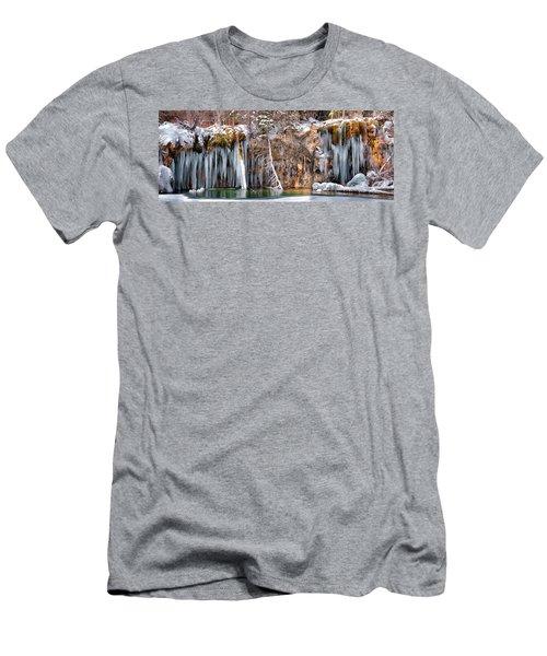 Hanging Lake Men's T-Shirt (Slim Fit)