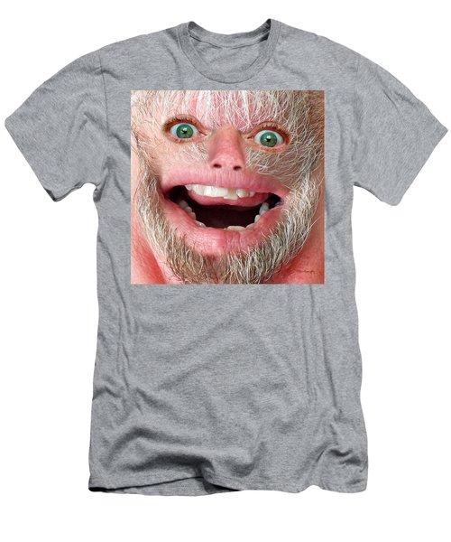 Happy Harry Men's T-Shirt (Athletic Fit)