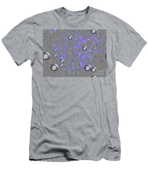 Happy Holiday Men's T-Shirt (Athletic Fit)