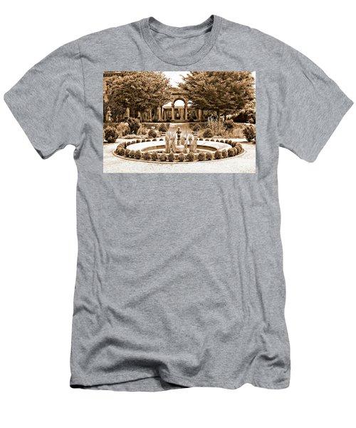 Harkness Estate Men's T-Shirt (Athletic Fit)