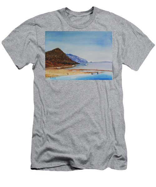 Hawaii Men's T-Shirt (Athletic Fit)