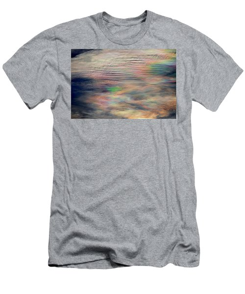 Men's T-Shirt (Slim Fit) featuring the photograph Heavens Above by Charlotte Schafer