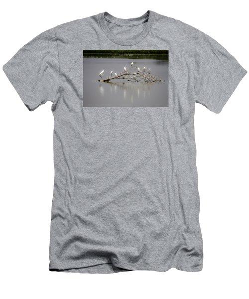 Here I Come Men's T-Shirt (Slim Fit) by Menachem Ganon