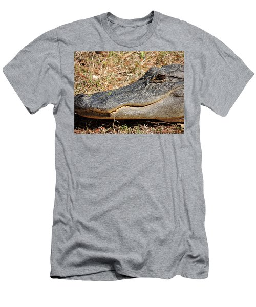 Heres Looking At You Men's T-Shirt (Slim Fit) by Kim Pate