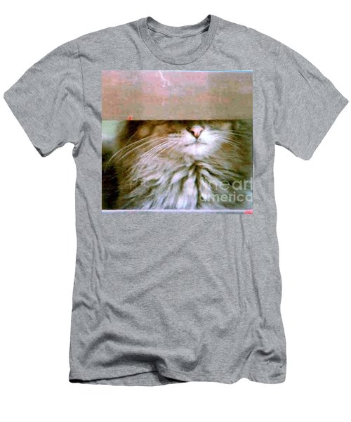 Men's T-Shirt (Slim Fit) featuring the photograph Hey Diddle Diddle by Michael Hoard