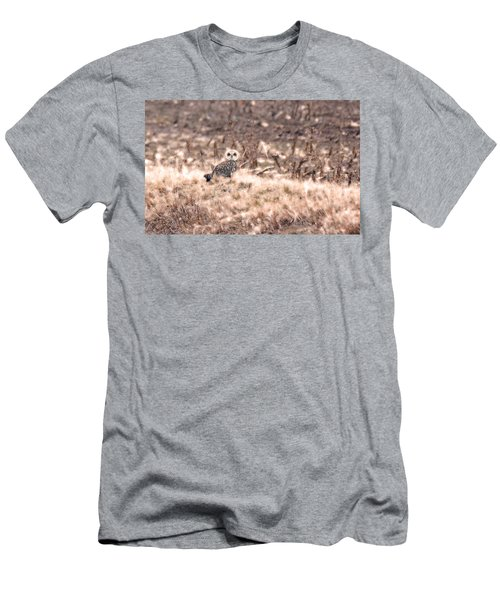 Hiding In Plain Sight Men's T-Shirt (Athletic Fit)