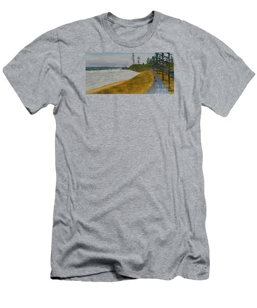High Tide  Men's T-Shirt (Slim Fit)