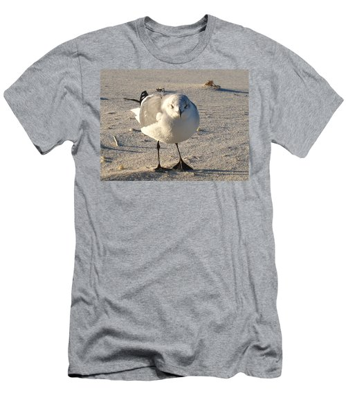 His Day Men's T-Shirt (Athletic Fit)