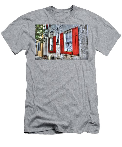 Historic Charleston Pirates House Men's T-Shirt (Athletic Fit)