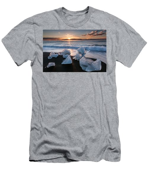 Hitching A Ride Men's T-Shirt (Athletic Fit)