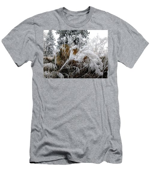 Hoarfrost 10  Men's T-Shirt (Athletic Fit)