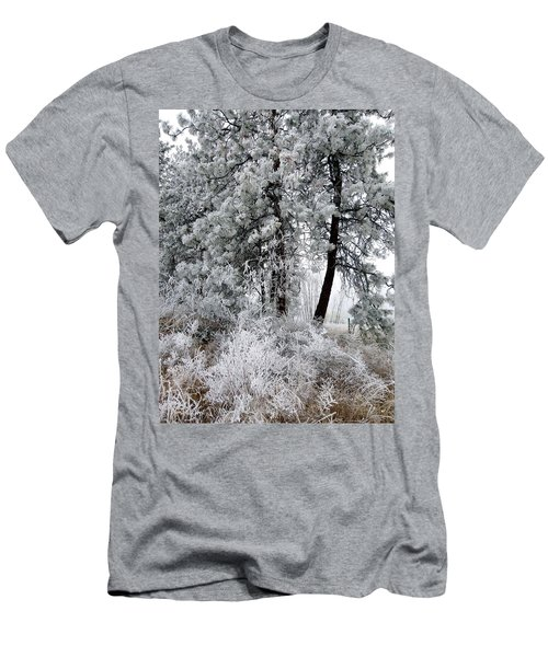 Hoarfrost 6  Men's T-Shirt (Athletic Fit)