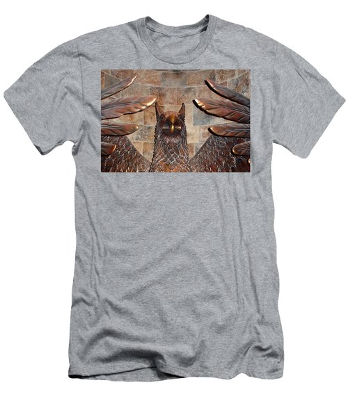 Hogwarts Hippogriff Guardian Men's T-Shirt (Athletic Fit)