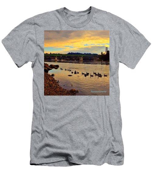 Homeward Bound Men's T-Shirt (Athletic Fit)