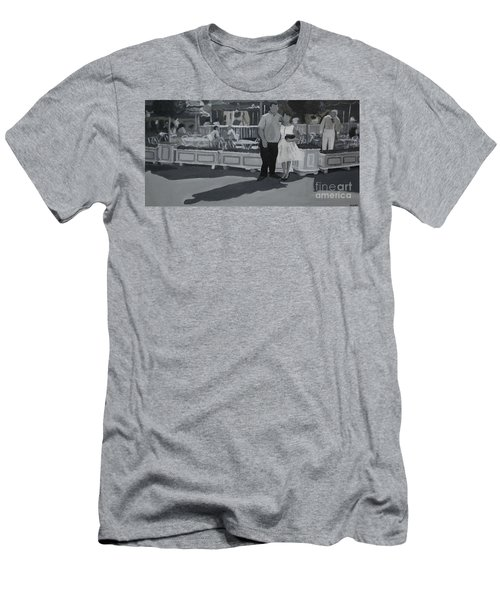 Honeymoon On Main St. Men's T-Shirt (Athletic Fit)