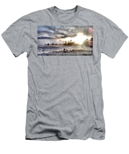 Hope - Landscape Version Men's T-Shirt (Athletic Fit)