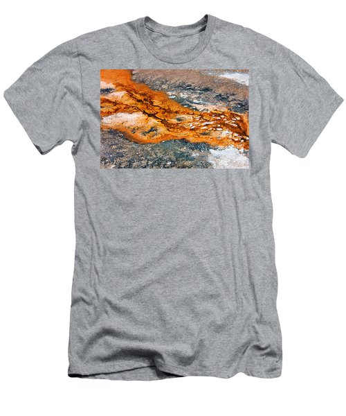 Hot Springs Mineral Flow Men's T-Shirt (Athletic Fit)