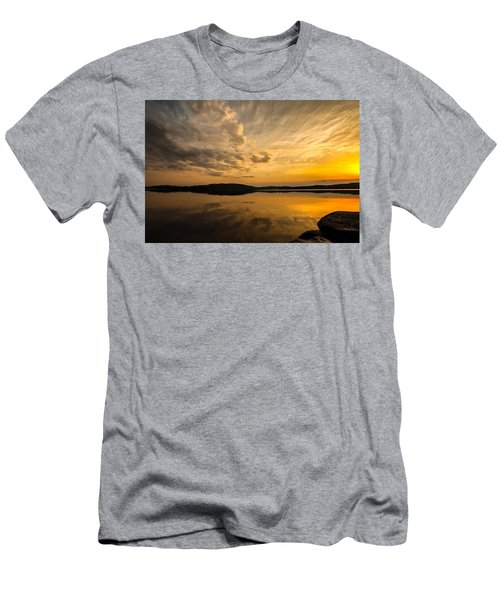 How Great Thou Art Men's T-Shirt (Athletic Fit)