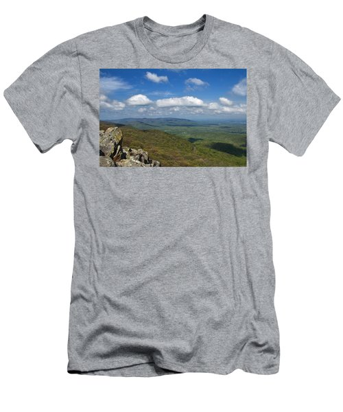 Humpback Rocks View South Men's T-Shirt (Athletic Fit)