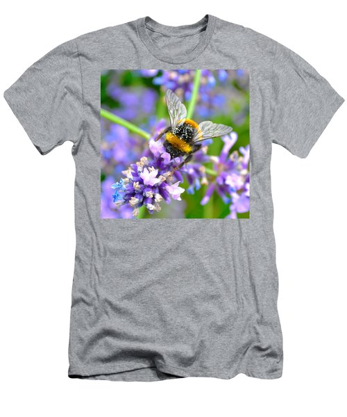 Hungry Bee Men's T-Shirt (Athletic Fit)