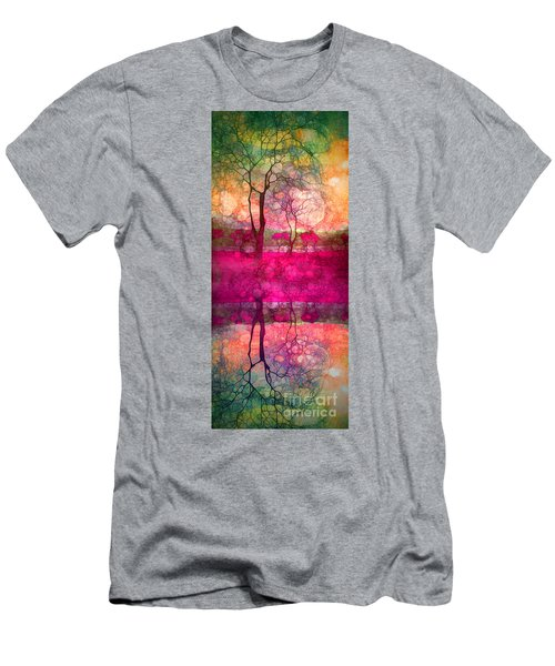 I Will Colour You Back Into My Life Men's T-Shirt (Athletic Fit)