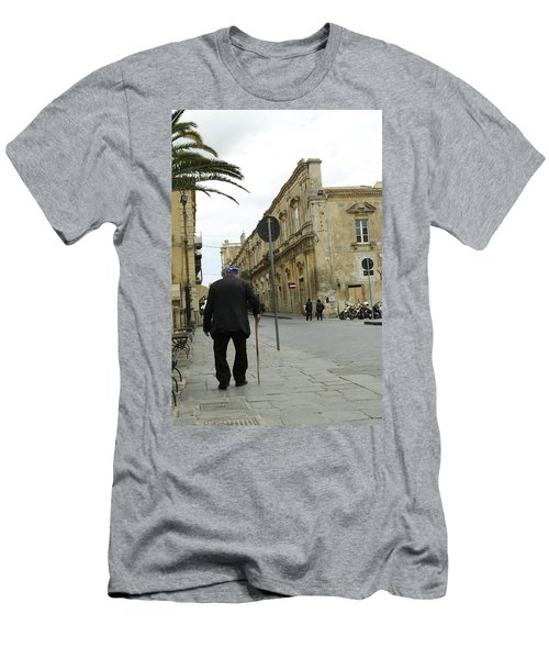 I'm In No Rush Men's T-Shirt (Athletic Fit)