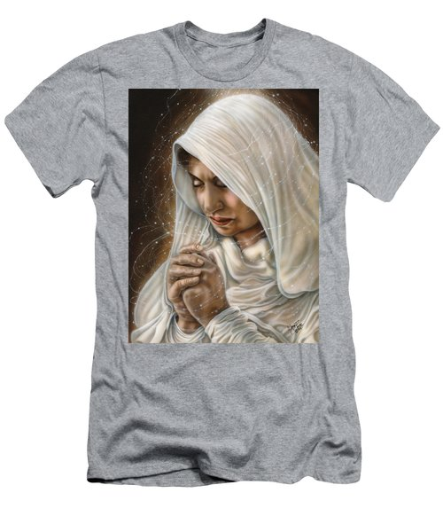 Immaculate Conception - Mothers Joy Men's T-Shirt (Athletic Fit)