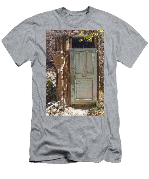 Improvised Outhouse Men's T-Shirt (Athletic Fit)
