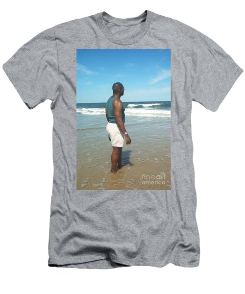 In Deep Thought Men's T-Shirt (Athletic Fit)