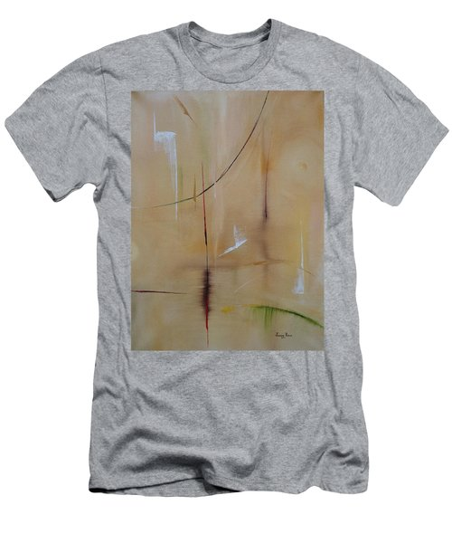 In Pursuit Of Youth Men's T-Shirt (Slim Fit) by Judith Rhue
