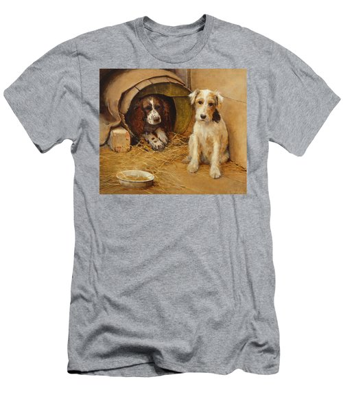 In The Dog House Men's T-Shirt (Athletic Fit)