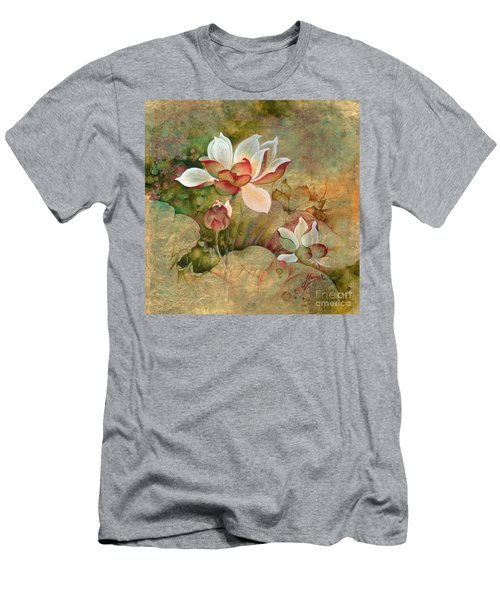In The Lotus Land Men's T-Shirt (Athletic Fit)