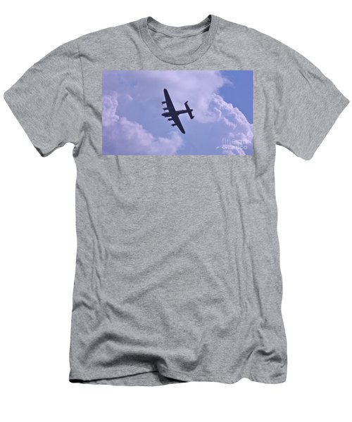 In To The Clouds Men's T-Shirt (Slim Fit) by John Williams
